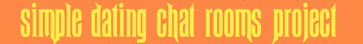 FREE DATING CHAT ROOMS emochat.org logo